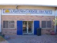 Lightning Ridge Library