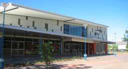 Palmerston City Library