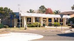 Sans Souci Library