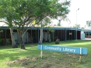 Nhulunbuy Community Library