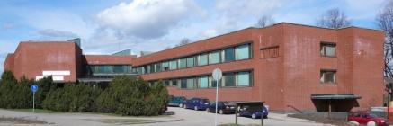 Aalto University Library, Otaniemi