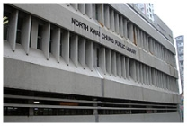 North Kwai Chung Public Library