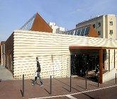 Nou Barris -- Biblioteca Les Roquetes de Barcelona