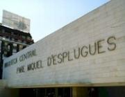 Biblioteca Pare Miquel d`Esplugues d'Esplugues de Llobregat