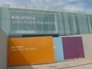 Biblioteca Jordi Rubió i Balaguer de Sant Boi de Llobregat