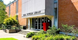 Julia S. Tutwiler Library