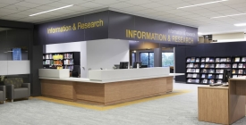 Conestoga College Library Resource Centre