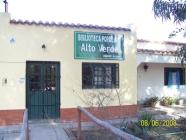 Biblioteca Popular de Alto Verde