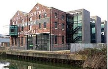 Great Central Warehouse University Library