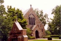 First Presbyterian Church Spartanburg Library