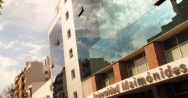 Universidad Maimónides Biblioteca