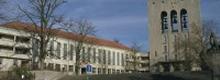 Unterstrass Bibliothek