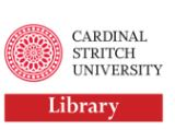 Cardinal Stritch University Library