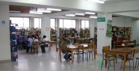 Biblioteca de la Universidad Tecnológica del Chocó