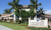Boca Raton Public Library - Downtown