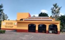 Biblioteca Central Delegacional Gral. Vicente Guerrero