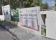 Biblioteca Pública Barrio Norte Pre-Concreto