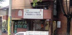 Biblioteca Pública Dr. Mario de La Cueva