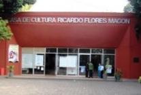 Biblioteca Pública Ricardo Flores Magón