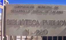 Biblioteca Pública 220 Calama