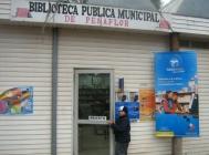 Biblioteca Municipal 180 Alcalde Luis Araya Cereceda de Peñaflor