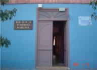 Biblioteca Pública 045 Requínoa