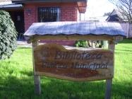 Biblioteca Pública Municipal 153 Daniel Rebolledo