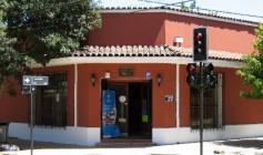 Biblioteca Pública Municipal 141  Victor Villouta Sanhueza