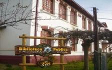 Biblioteca Pública Municipal 278  Luciano Huichalaf Alcapan