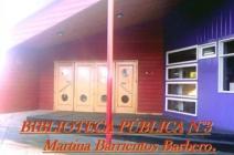 Biblioteca Pública 003 Martina Barrientos Barbero
