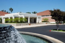 Nixon Library in Yorba Linda