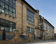 Glasgow School of Art Library