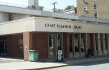 Craft Memorial Library