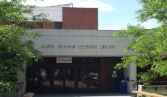 Washington and Lee University Library