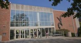 Grasselli Library and Breen Learning Center