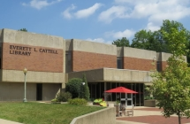 Everett L. Cattell Library