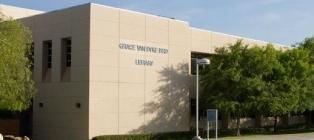 Grace Van Dyke Bird Library