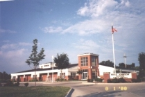 Bess Johnson Elkhorn Branch Library