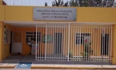 Biblioteca Pública Municipal Enrique Almazán Nieto