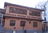 Biblioteca Pública Municipal de Algarinejo