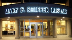 Mary F. Shipper Library and Media Center