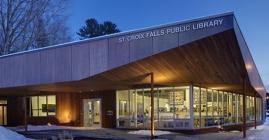 St. Croix Falls Public Library