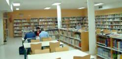 Biblioteca Municipal María Zambrano