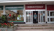 Västervik bibliotek