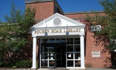 Reuben Hoar Library