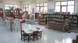Mountainview International Christian School Library