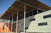 Māngere East Library