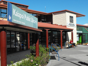 Kaiapoi Library and Service Center
