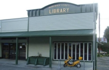 Reefton Branch Library