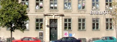 Øbro Jagtvej Bibliotek